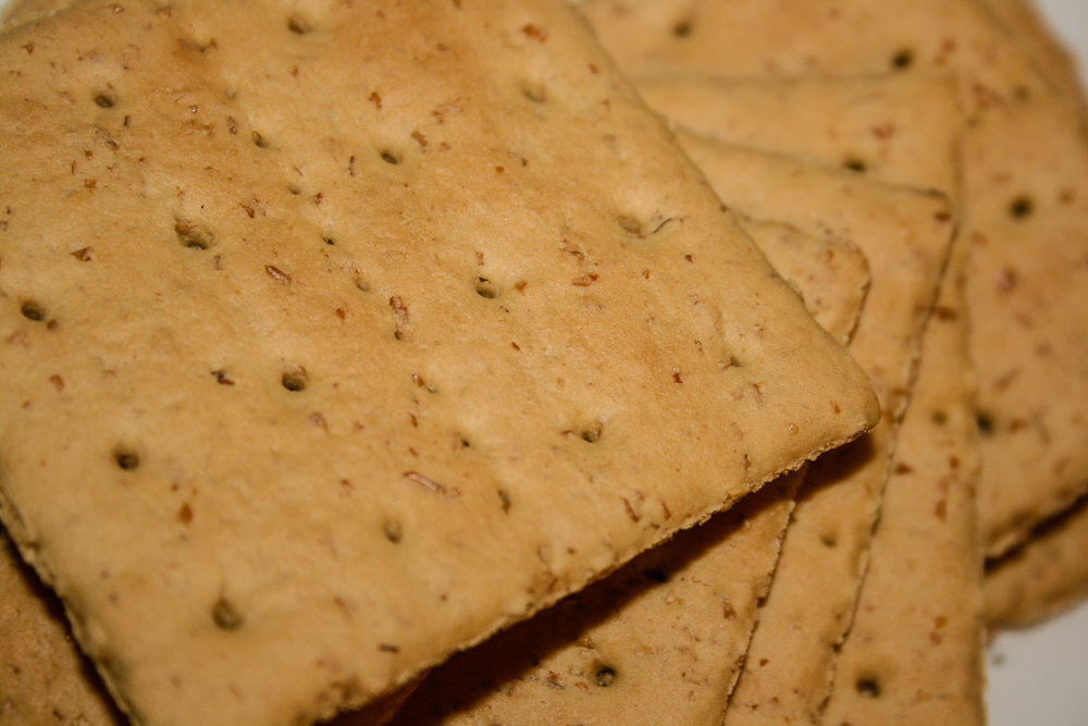 graham crackers | developing a pattern